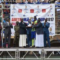Gomba are 2017 Airtel Masaza cup champions.