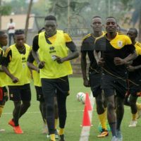 Cranes preparations in high gear ahead of Rwanda return leg