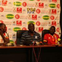 "Basena calls for Vigilance ahead of ""difficult game"" against Rwanda."