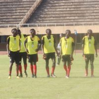 World Cup qualifiers Russia 2018: Cranes resume full training ahead of Egypt tie.