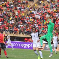 DERRICK NSIBAMBI: What you need to know about Uganda's new found target man.
