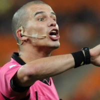 Controversial South African Referee to Officiate Egypt Vs Uganda