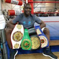 The Legacy of Farouk Daku Malingumu the Ugandan Southpaw Boxer based in Netherlands