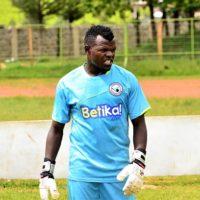 Matthias Kigonya nominated for golden glove in the KPL awards