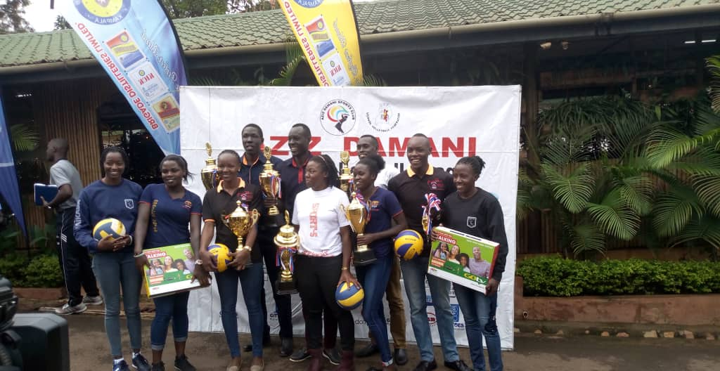 GOTV joins Aziz Damani as National Volleyball League