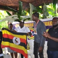 Boxing : Big Strikers International to promote Boxer Shafiq Kiwanuka