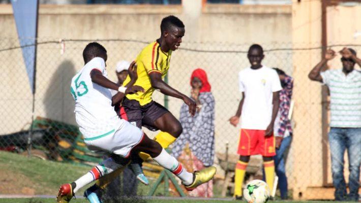 AFCON U23: Late Kizza penalty breaks resilient South Sudan