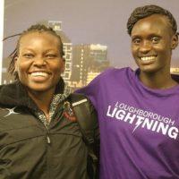 Mary Nuba eager to impress at Loughborough Lightning