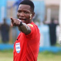 West African refs to handle Vipers, CS Sfaxien return leg