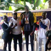 BOXING : Big Strikers International sign pugilist Shafiq Kiwanuka