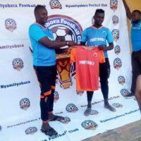 Nyamityobora sign former Express and Proline midfielder