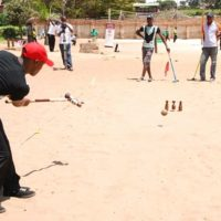 WOODBALL : 40 players summoned for trials ahead of the Beach circuit World cup
