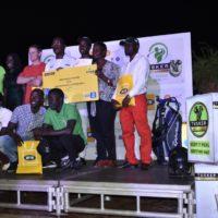 Paul Ndyaguma mantains lead in the Tusker Malt Lager Golf series
