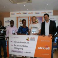 Africell Launches Africell Uganda Marathon In Support to Education