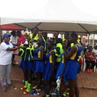 NETBALL : Buddo humble Kitende to clinch Novice trophy