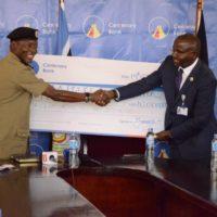 Police FC and Centenary bank enter into partnership