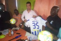 MASAZA CUP : Gomba unveil Turkish coach Omer Selli