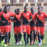 Uganda Cranes to play a practice match against Egyptian top flight Tala'ea El Gaish