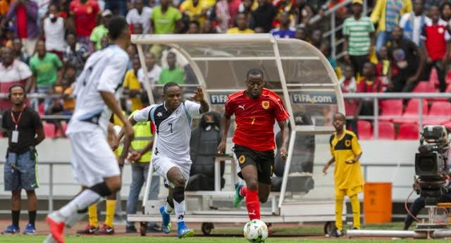 AFCON QUALIFIERS: Angola seal berth at the expense of Burkina Faso