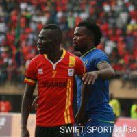 AFCON Qualifiers: Uganda Cranes depart Egypt for Tanzania