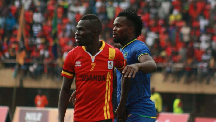 AFCON Qualifiers: Uganda Cranes depart Egypt for Tanzania