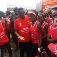 Roofings Group pledges continued support towards the Kabaka birthday run